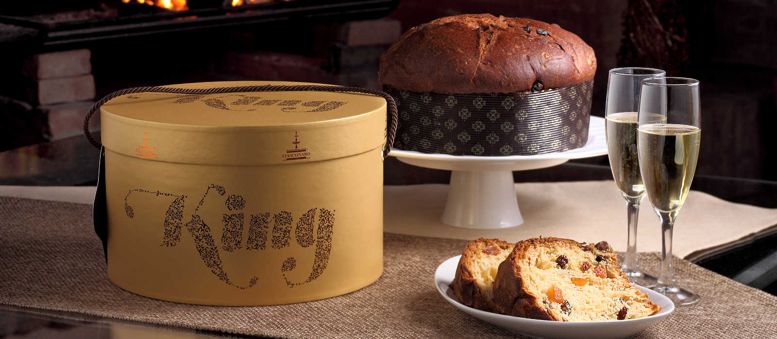 Panettone Fiasconaro King